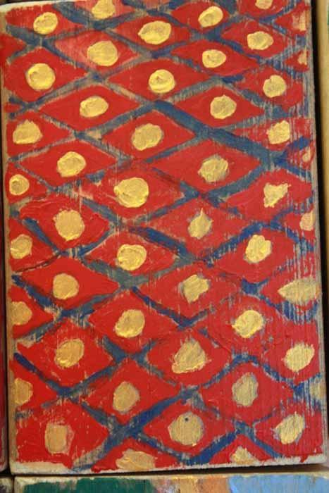 Patterns, detail 2