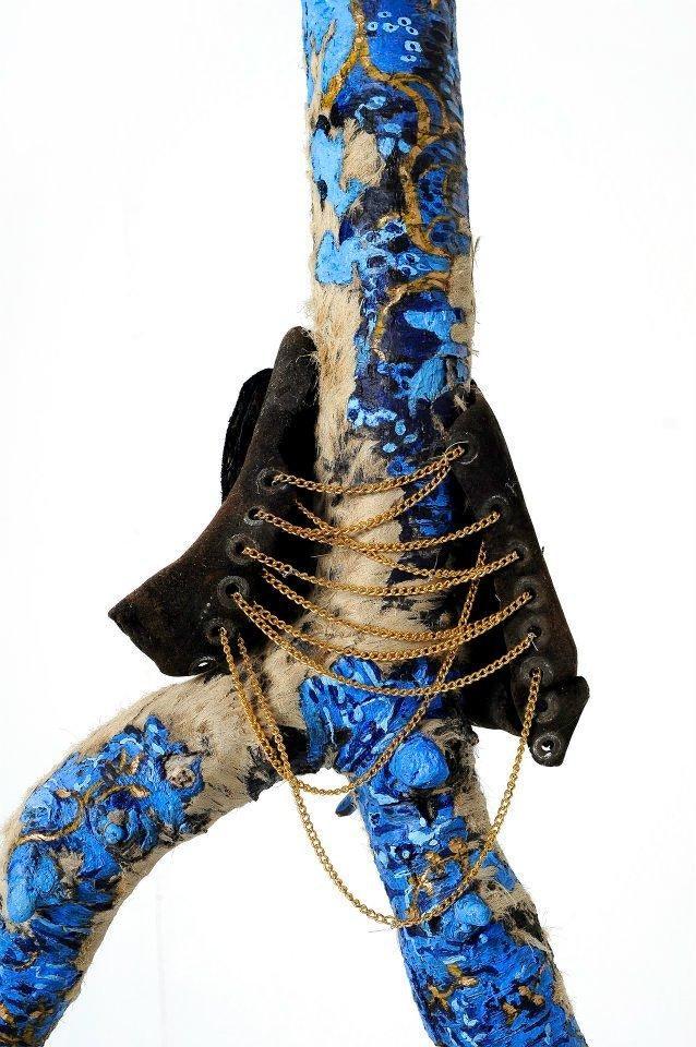 The Twig Dancer, detail 1