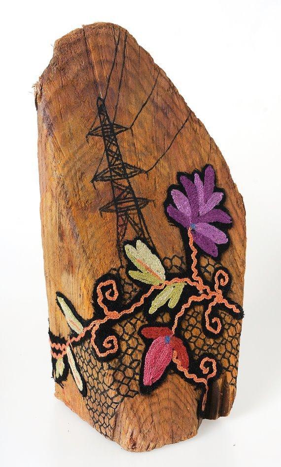 Flowerline (1), side view